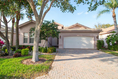 Delray Beach Single Family Home For Sale: 7057 Avila Terrace Way