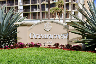 Jupiter Condo For Sale: 1300 S Highway A1a #613