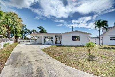 Palm Beach Gardens Single Family Home For Sale: 528 Iris Circle