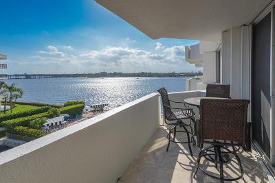 Palm Beach Condo For Sale: 2773 S Ocean Boulevard #406