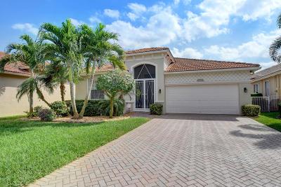 Boynton Beach FL Single Family Home Contingent: $384,000