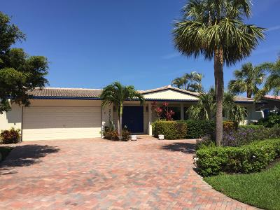 Pompano Beach Single Family Home Contingent: 2721 NE 10 Street