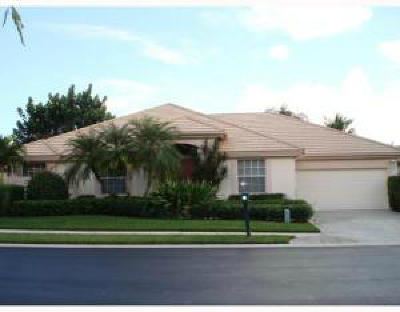 Palm Beach Gardens Rental For Rent: 205 Eagleton Estate Boulevard