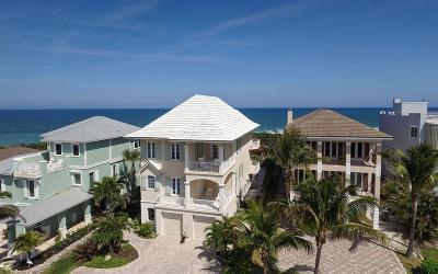 Vero Beach Single Family Home For Sale: 12760 Florida A1a