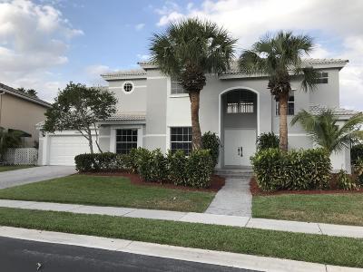 Boca Raton Single Family Home For Sale: 10562 Wheelhouse Circle