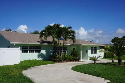 Pompano Beach Single Family Home For Sale: 425 NE 25th Avenue