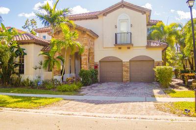 Boynton Beach Single Family Home For Sale: 4199 Artesa Drive