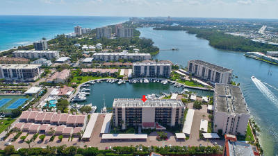 Yacht & Racquet Club Of Boca Raton, Yacht & Racquet Club Of Boca Raton Condo Condo For Sale: 2707 Ocean Boulevard #5030