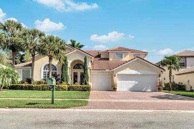 Boynton Beach Single Family Home For Sale: 7458 Brunswick Circle