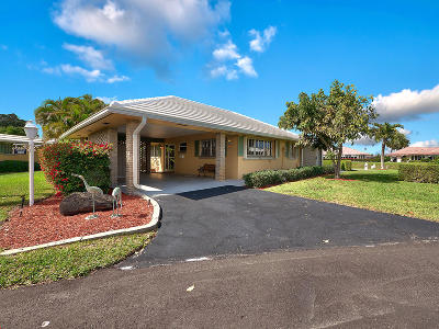 Atlantis Single Family Home For Sale: 362 Yorktowne Circle