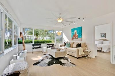 Palm Beach County Rental For Rent: 320 S Ocean Boulevard #L-A