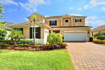 Lake Worth Single Family Home For Sale: 9502 Wrangler Drive