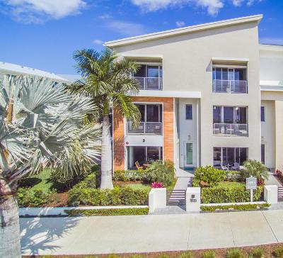 Palm Beach Gardens Townhouse For Sale: 13344 Alton Road