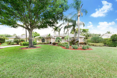 Tequesta Single Family Home For Sale: 18750 SE River Ridge Road