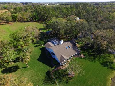 Vero Beach Single Family Home Contingent: 6960 41st Street