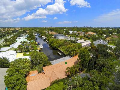 Palm Beach Gardens Single Family Home For Sale: 2465 S Shore Drive