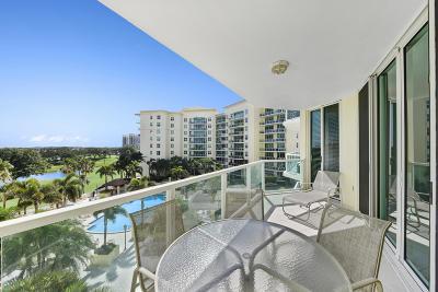 Boca Raton Condo For Sale: 500 SE Mizner Boulevard #A506