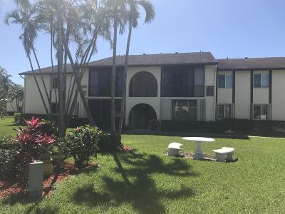 Greenacres FL Condo For Sale: $84,900