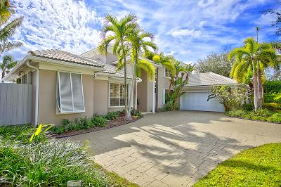 Palm Beach Gardens FL Single Family Home For Sale: $1,775,000