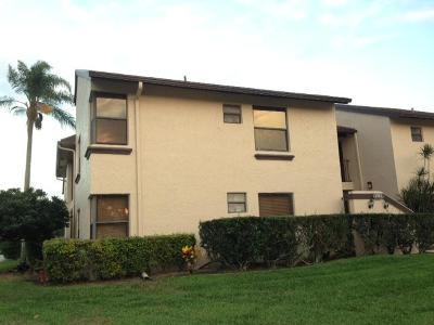 Boca Raton Condo For Sale: 8593 Boca Glades Boulevard W #F