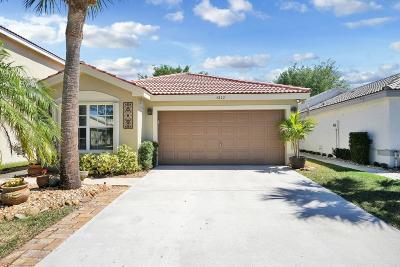 Boynton Beach Single Family Home For Sale: 8112 Stirrup Cay Court