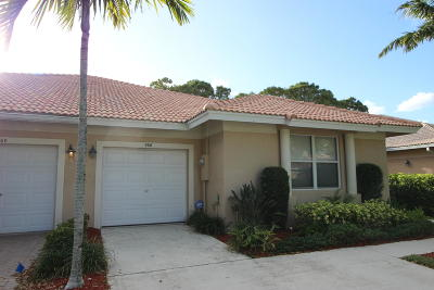 Delray Beach Single Family Home For Sale: 368 W Coral Trace Circle
