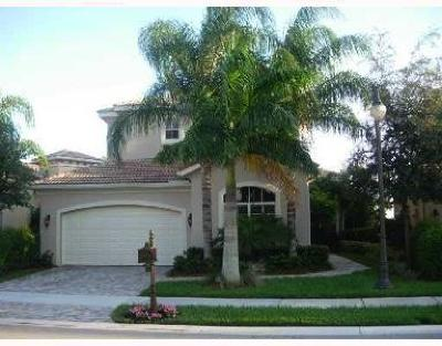 Palm Beach Gardens Rental For Rent: 110 Andalusia Way
