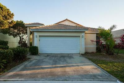 Delray Beach Single Family Home For Sale: 4000 Sea Grape Circle