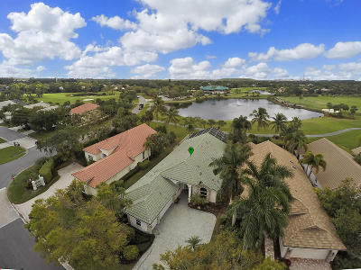 West Palm Beach Single Family Home For Sale: 6646 Oakmont Way