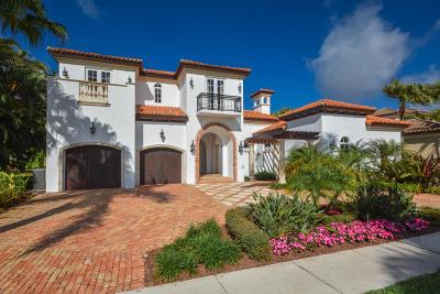 Single Family Home For Sale: 16021 D'alene Drive