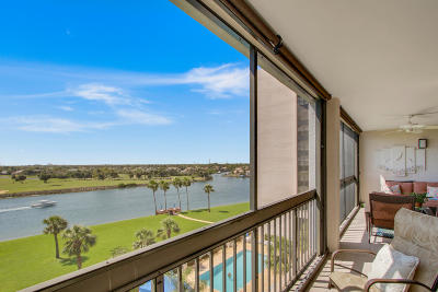 North Palm Beach Condo For Sale: 356 Golfview Road #602