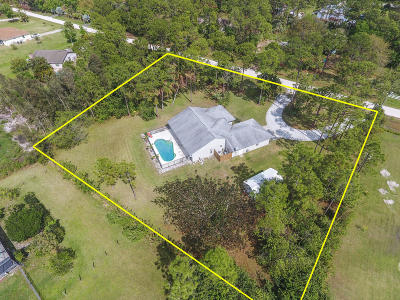 Jupiter Single Family Home Contingent: 16211 130th Way N Way
