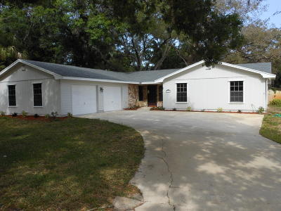 Fort Pierce Single Family Home For Sale: 3146 McNeil Road