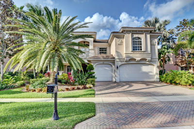 Delray Beach Single Family Home For Sale: 8625 Valhalla Drive