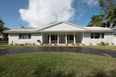 Pompano Beach Single Family Home For Sale: 980 NE 27th Avenue
