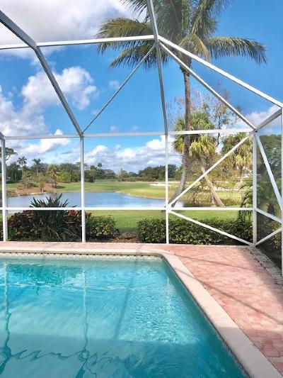 Jupiter Single Family Home For Sale: 7 Bunker Place