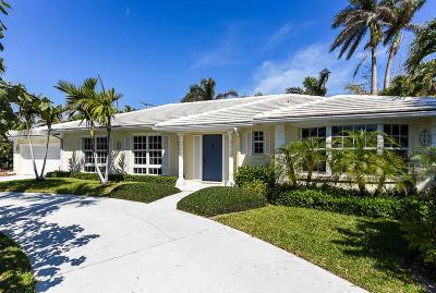 Palm Beach FL Single Family Home For Sale: $2,950,000