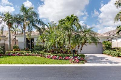 West Palm Beach Single Family Home For Sale: 7561 Blue Heron Way