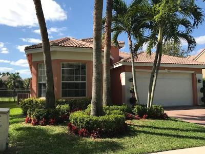 Delray Beach Single Family Home For Sale: 15801 Corintha Terrace