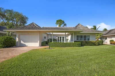 Boynton Beach Single Family Home For Sale: 3 Bonsai Drive