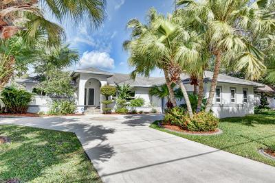 Boca Raton Single Family Home For Sale: 4097 NW 5th Avenue