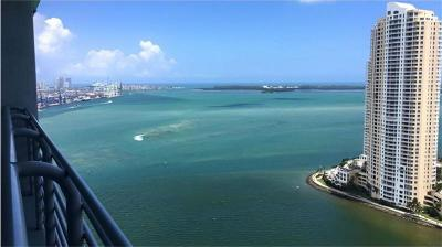 Miami Rental For Rent: 335 S Biscayne Boulevard #3303