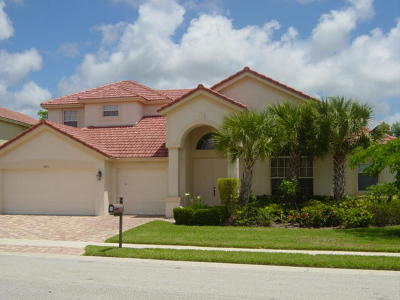 West Palm Beach Single Family Home For Sale: 3839 Victoria Road