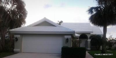 West Palm Beach Single Family Home For Sale: 2366 Saratoga Bay Drive