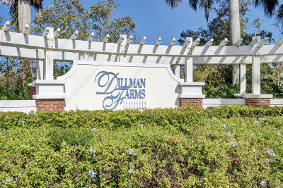 Greenacres Single Family Home For Sale: 6541 Spring Meadow Drive