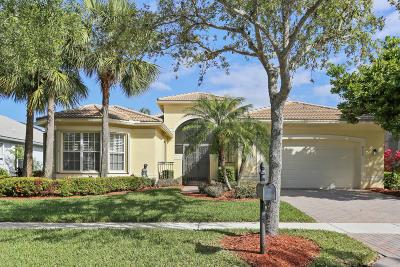 Lake Worth Single Family Home For Sale: 8694 Tierra Lago Cove