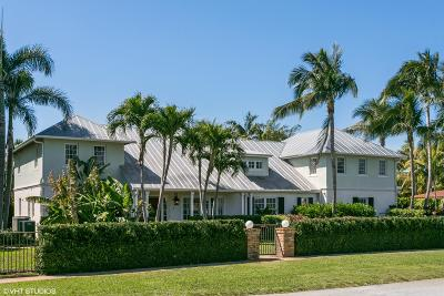 North Palm Beach Single Family Home Contingent: 12041 Captains Landing(S)