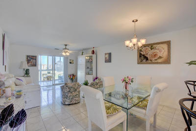 Boynton Beach Condo For Sale: 2600 NE 1st Lane #403