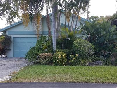 Delray Beach Single Family Home For Sale: 1435 NW 23rd Lane