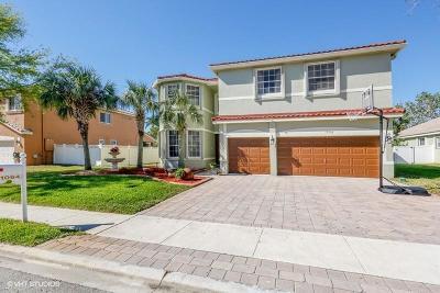 Pembroke Pines Single Family Home For Sale: 1064 SW 159th Lane